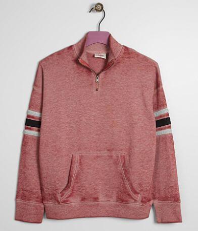 Girls - Daytrip Burnout Mock Neck Sweatshirt