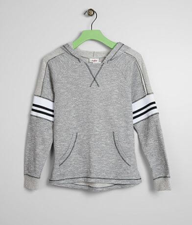 Girls - Daytrip Heathered Tunic Sweatshirt
