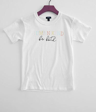 Girls - Daytrip Human Kind Be Both T-Shirt