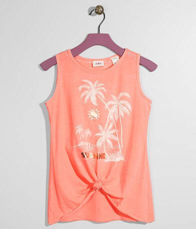 Girls - Daytrip Hello Sunshine Tank Top