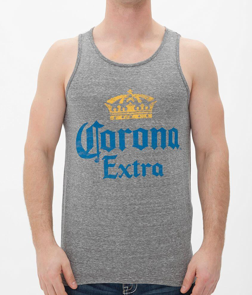 d651aefd69d654 Corona Extra Tank Top - Men s Tank Tops in Grey Triblend