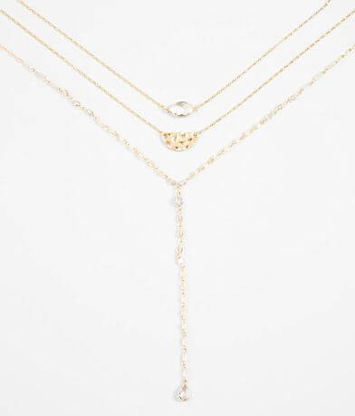 BKE Layered Necklace Set