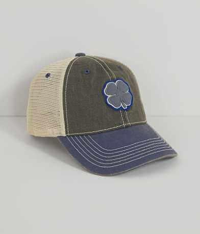Black Clover Two Tone Vintage 5 Trucker Hat