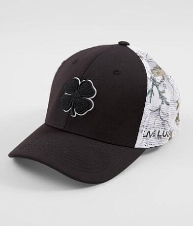 Black Clover Real Tree Luck Trucker Hat