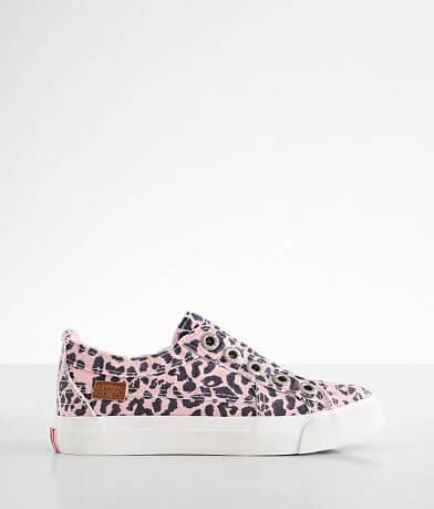 Girls - Blowfish Play Leopard Sneaker