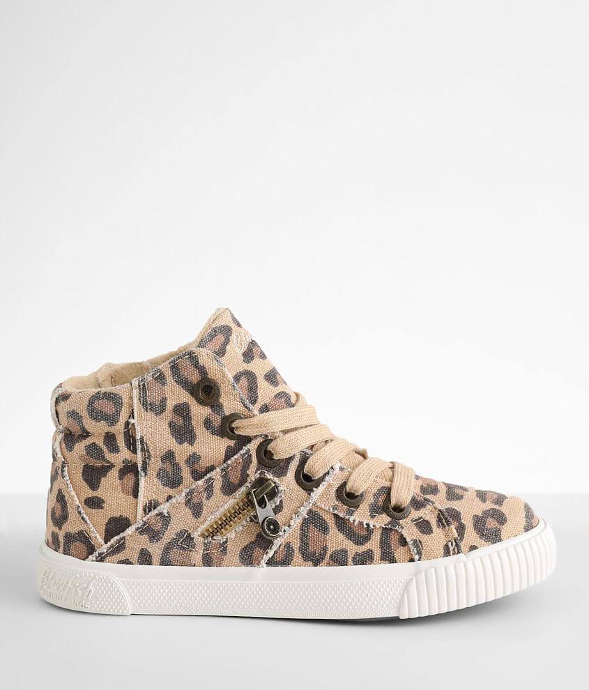 Girls - Blowfish Fruitcake High Top Sneaker front view
