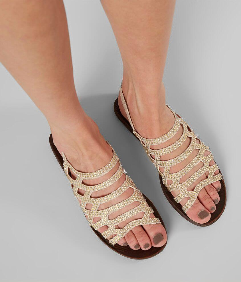 Blowfish Caged Sandal front view