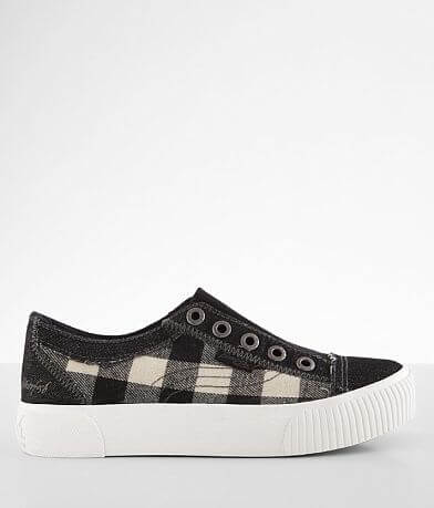 Blowfish Coolaid Checkered Plaid Shoe