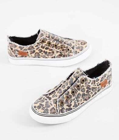 Blowfish Play Leopard Print Shoe