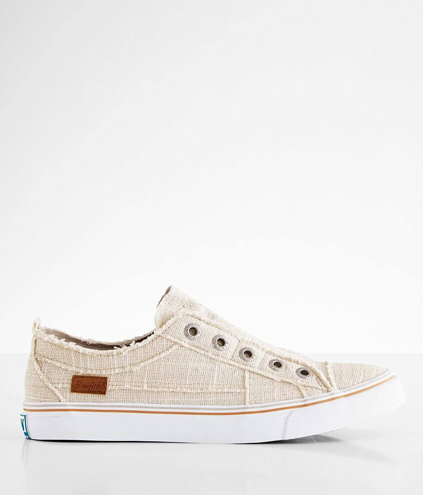 Blowfish Play Linen Sneaker front view