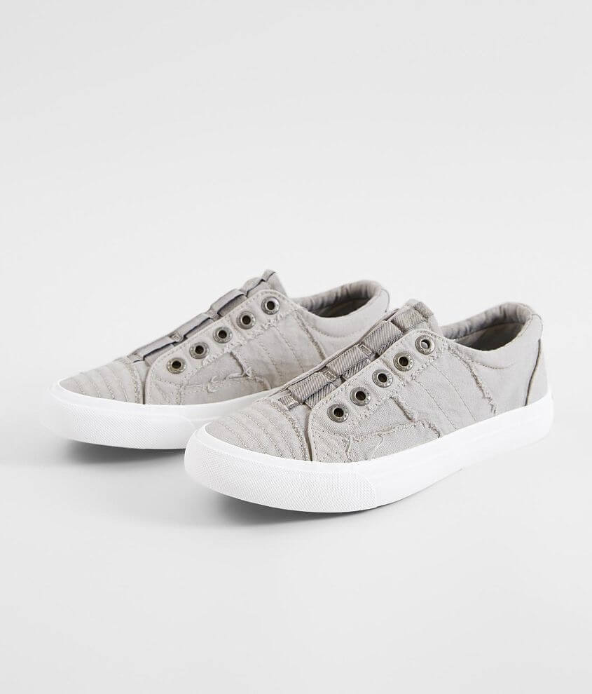 Blowfish Polly Pieced Canvas Shoe front view