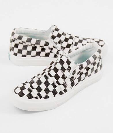 Blowfish Maddox Checkered Shoe
