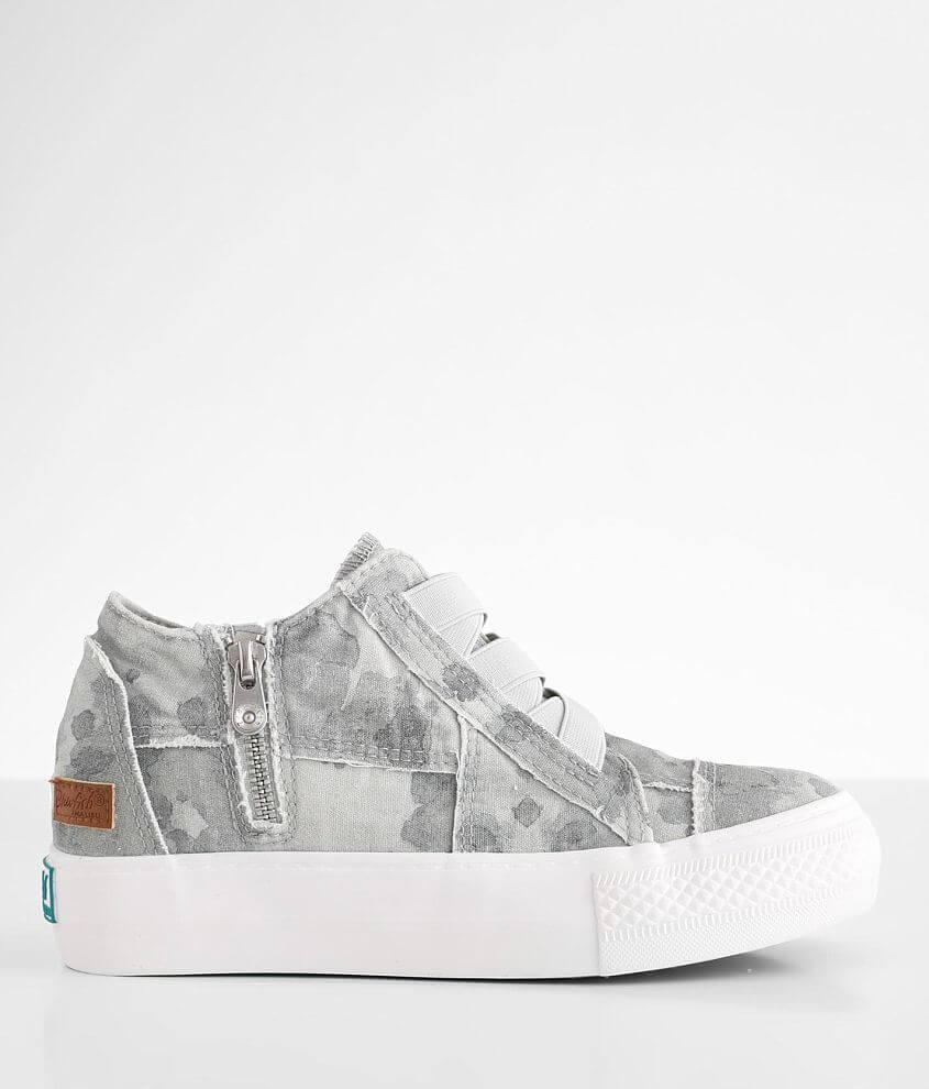 Blowfish Mamba Wedge Sneaker front view