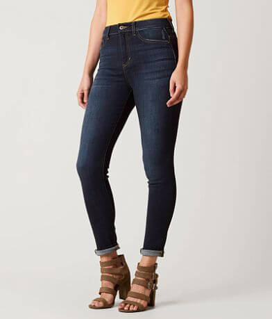 Sneak Peek High Rise Skinny Stretch Jean