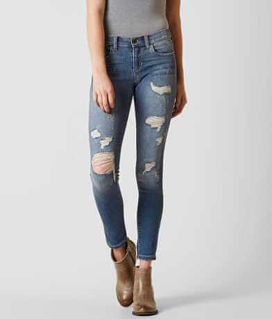 Sneak Peek Ankle Skinny Stretch Jean