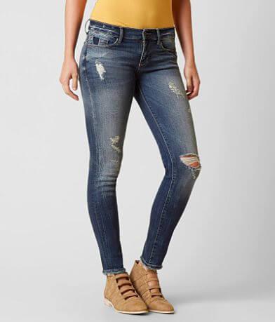 Sneak Peek Low Rise Skinny Stretch Jean