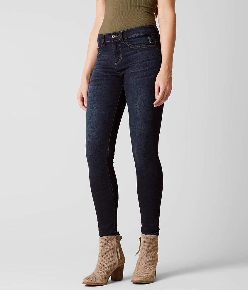 0df6066fdd6 Sneak Peek Mid-Rise Ankle Skinny Stretch Jean - Women's Jeans in ...