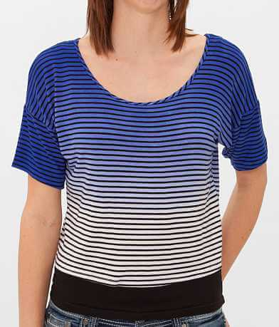 FiftyStreet Striped Top