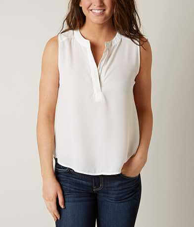 Mine High Low Hem Tank Top