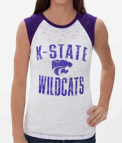 Blue 84 Kansas State Sleeveless T-Shirt