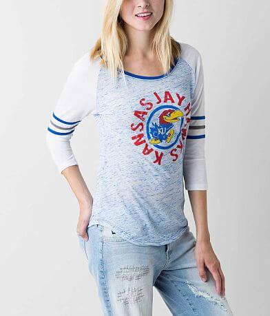 Blue 84 Kansas Jayhawks T-Shirt