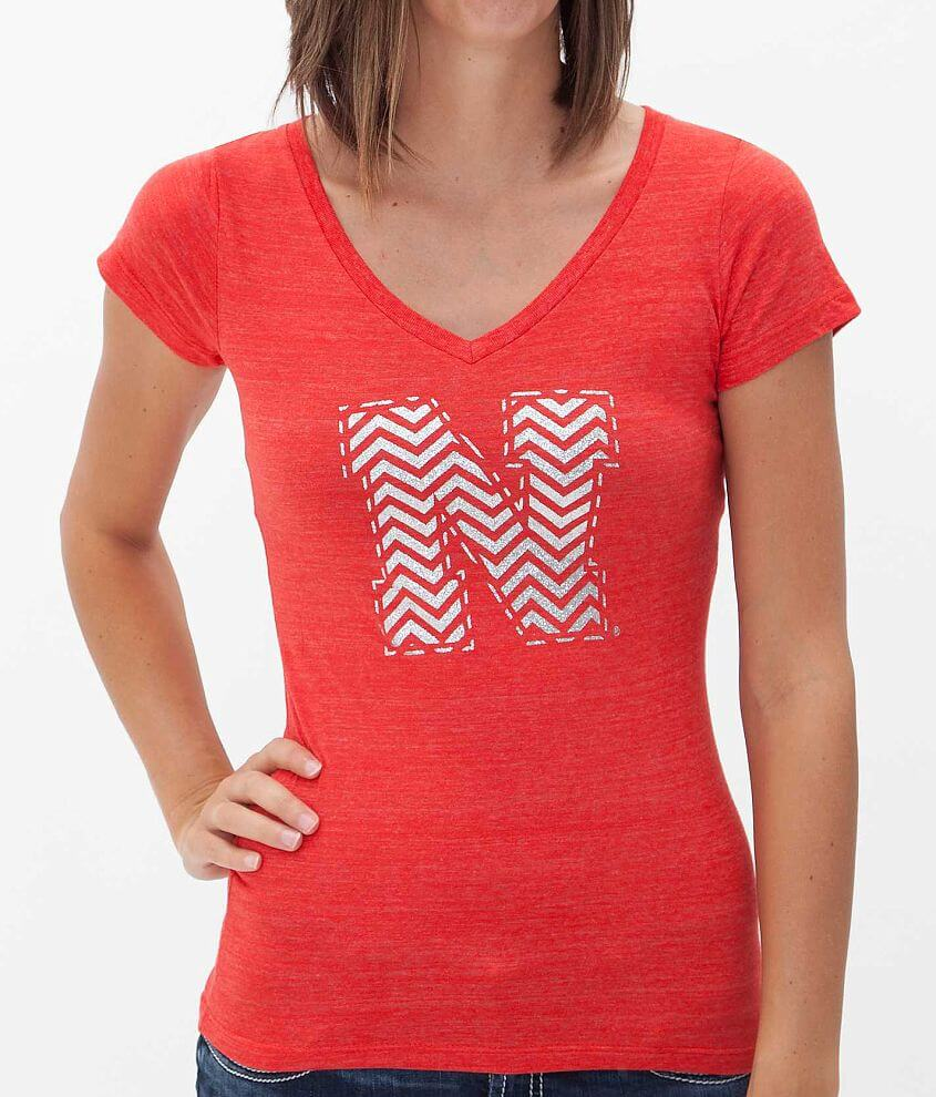 Blue 84 Nebraska Huskers T-Shirt - Women s T-Shirts in Red  9712368823