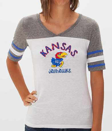 Blue 84 Kansas Jayhawks T-Shirt