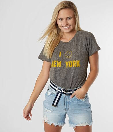 DAY New York Smiley T-Shirt