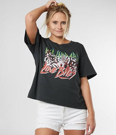 DAY Def Leppard Love Bites Band T-Shirt