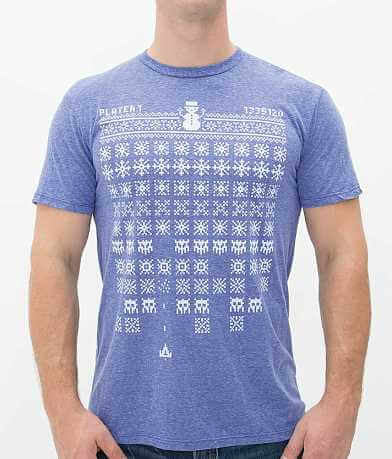 Body Rags Flake Invaders T-Shirt