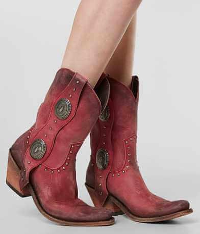 Liberty Black Alexa Cowboy Boot