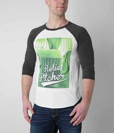 Bowery Supply Relief Pitcher T-Shirt