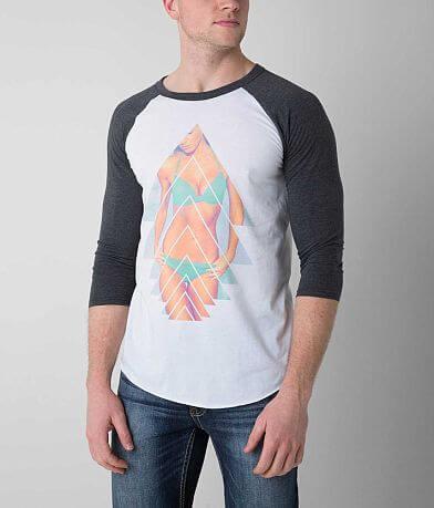 Bowery Supply Chevron Girl T-Shirt