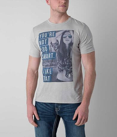 Bowery Apparel You're Not Too Smart T-Shirt