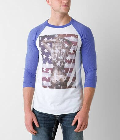 Bowery Apparel Starry Girl T-Shirt