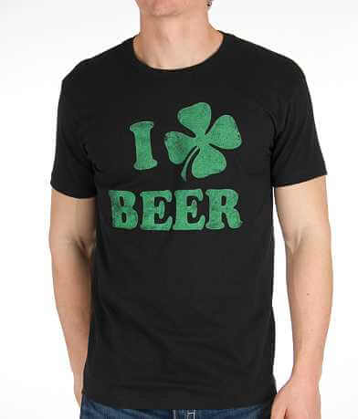 Bowery Supply Shamrock T-Shirt