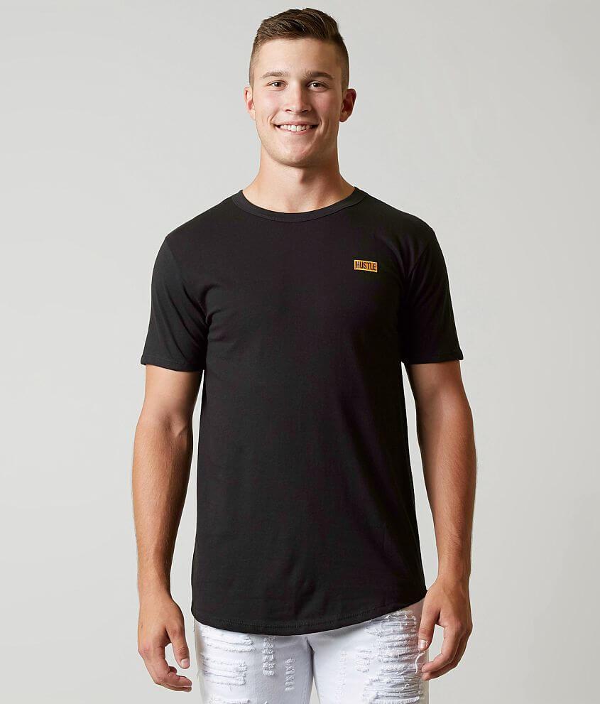 Artist Union Hustle T Shirt Men S T Shirts In Black Buckle