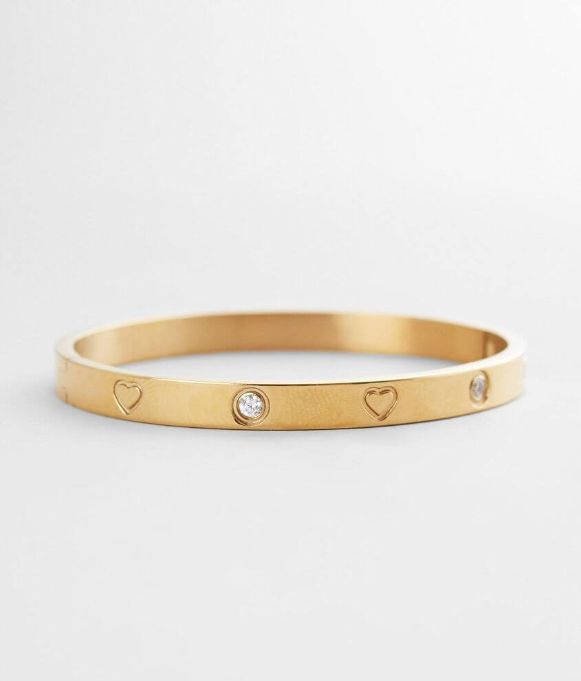Bracha® Blessing Bangle Bracelet front view
