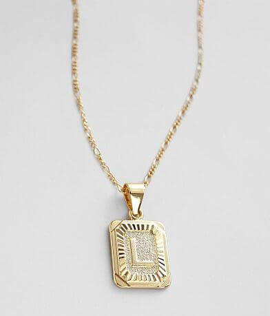 Bracha® L Initial Necklace
