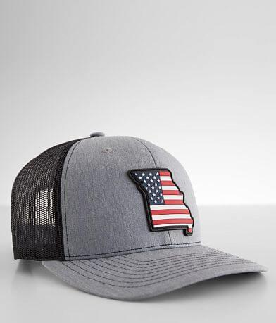 Branded Bills Missouri Patriot Rogue Trucker Hat