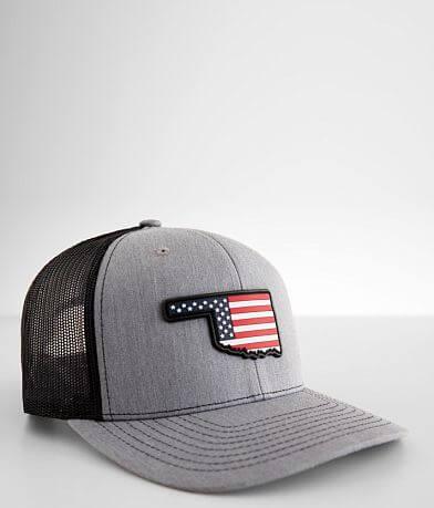 Branded Bills Oklahoma Rogue Trucker Hat