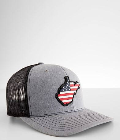 Branded Bills West Virginia Rogue Trucker Hat