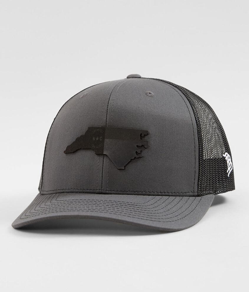 Branded Bills North Carolina Trucker Hat front view