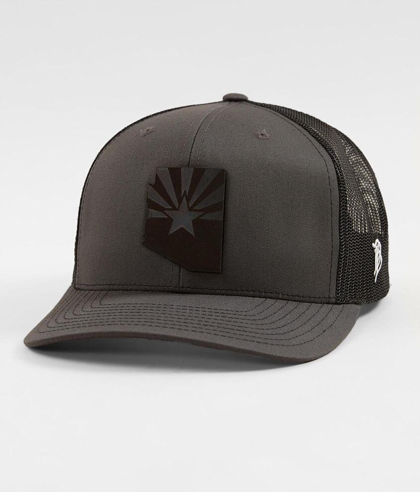 Branded Bills Arizona The 48th Trucker Hat front view