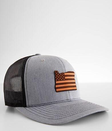 Branded Bills Oregon Trucker Hat