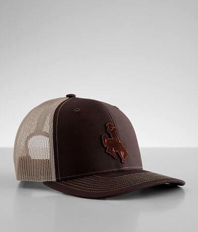 Branded Bills Wyoming Trucker Hat