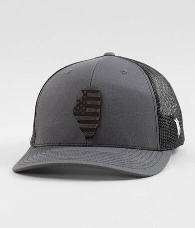 Branded Bills Illinois Trucker Hat