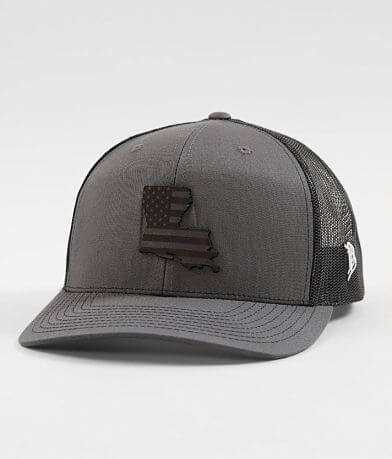 Branded Bills Louisiana Trucker Hat