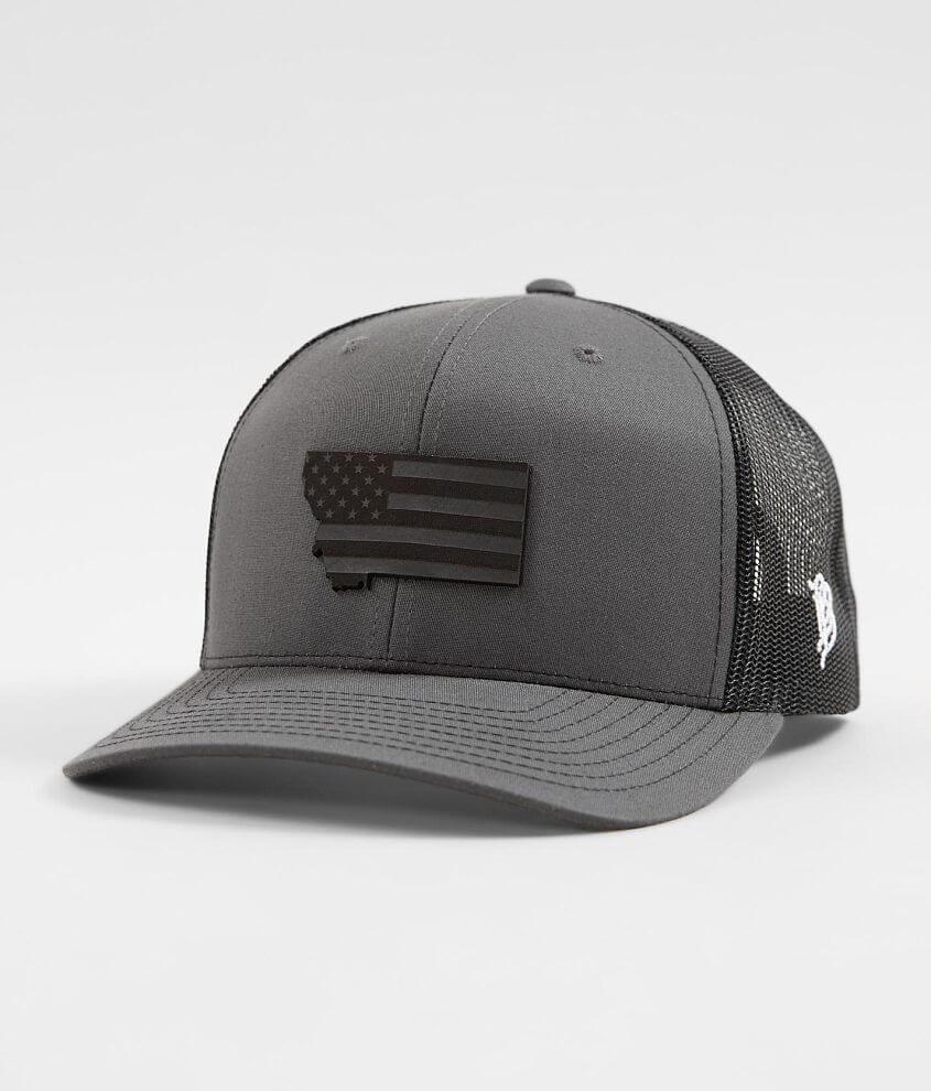 Branded Bills Montana Trucker Hat front view