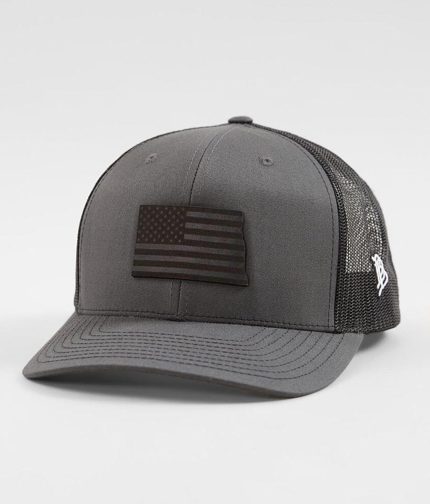 Branded Bills North Dakota Trucker Hat front view